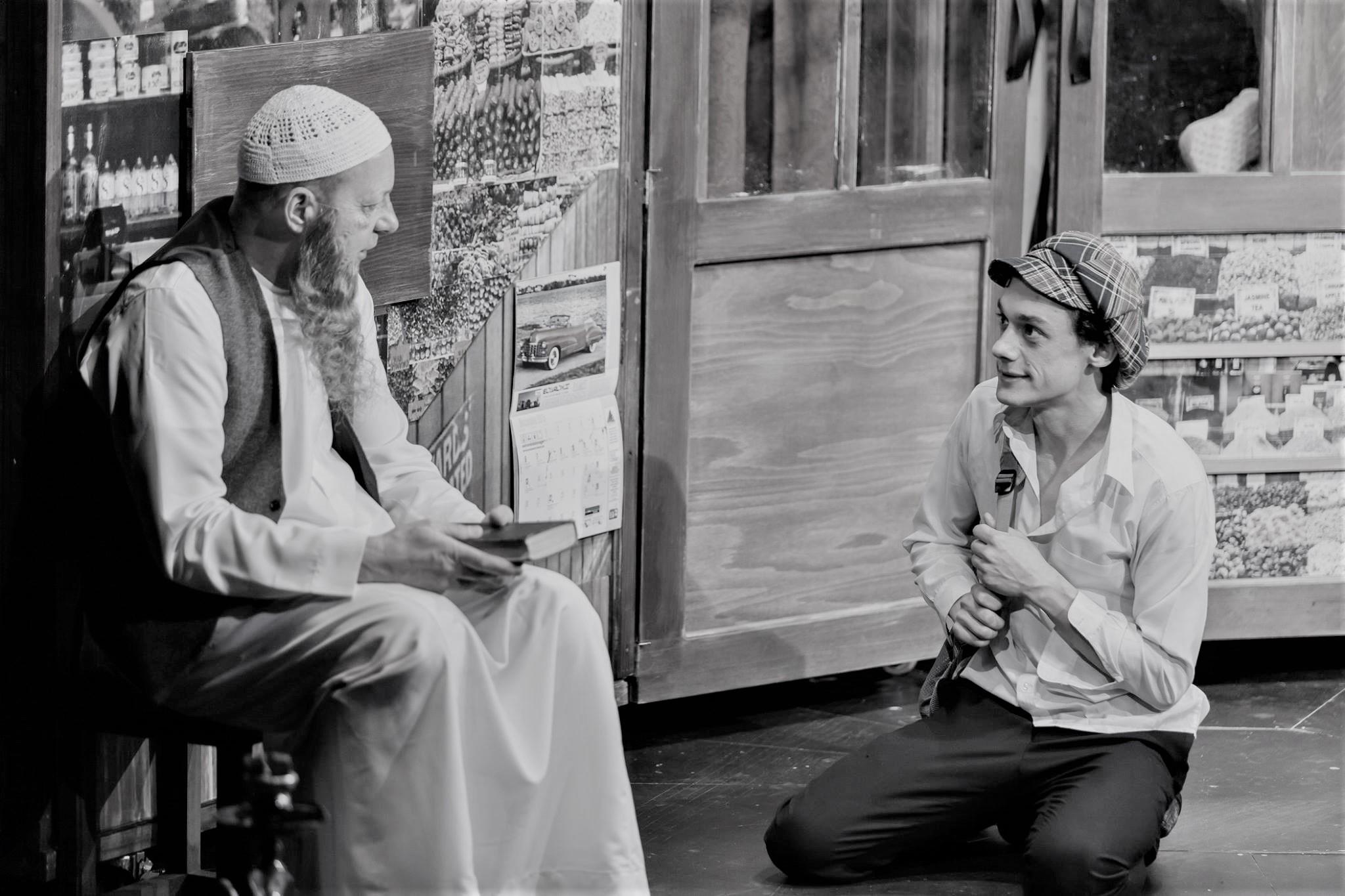 Domnul Ibrahim și florile din Coran – Teatrul Metropolis