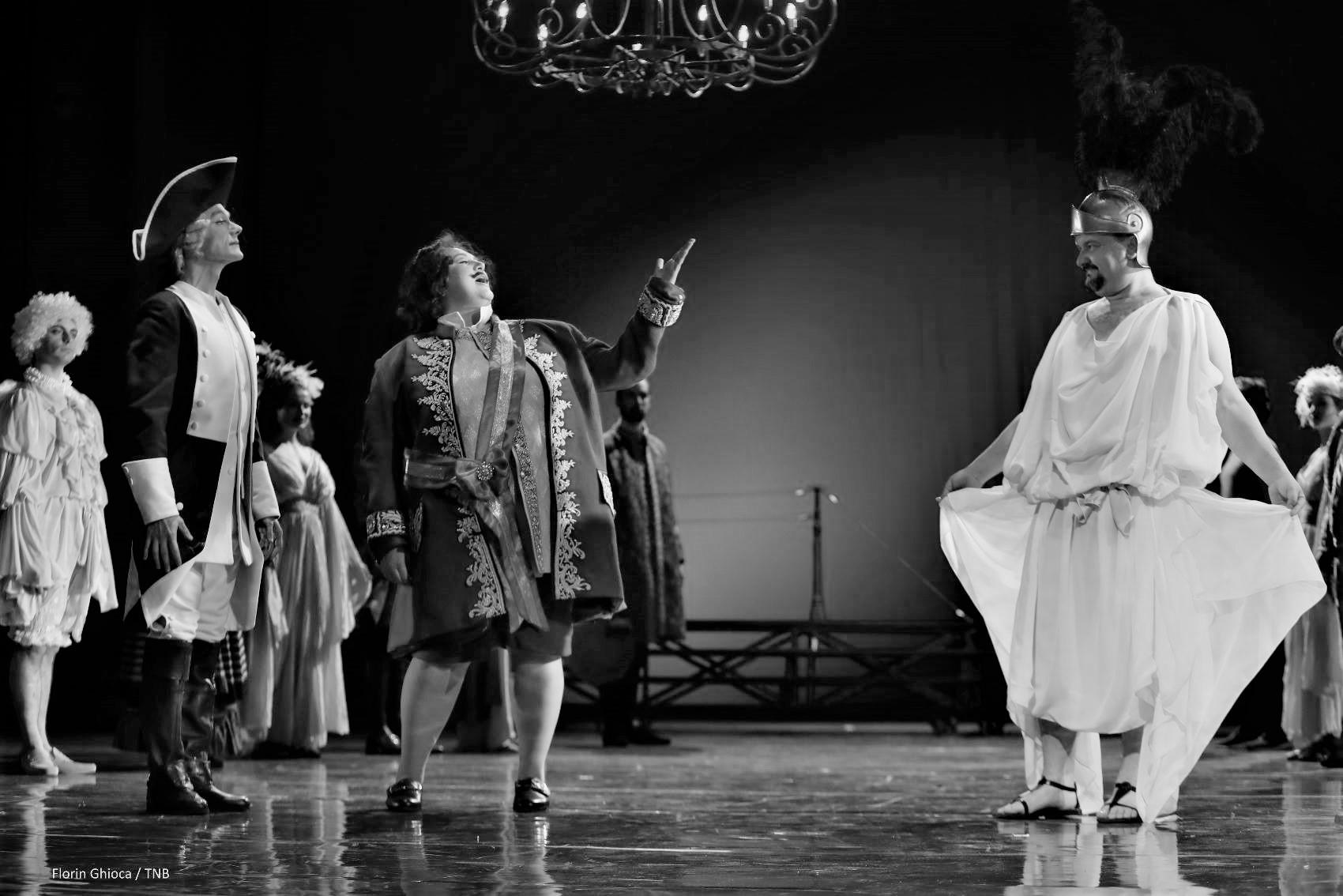Papagalul mut – Istorii aproape adevărate despre un spion aproape uitat – Teatrul Național București