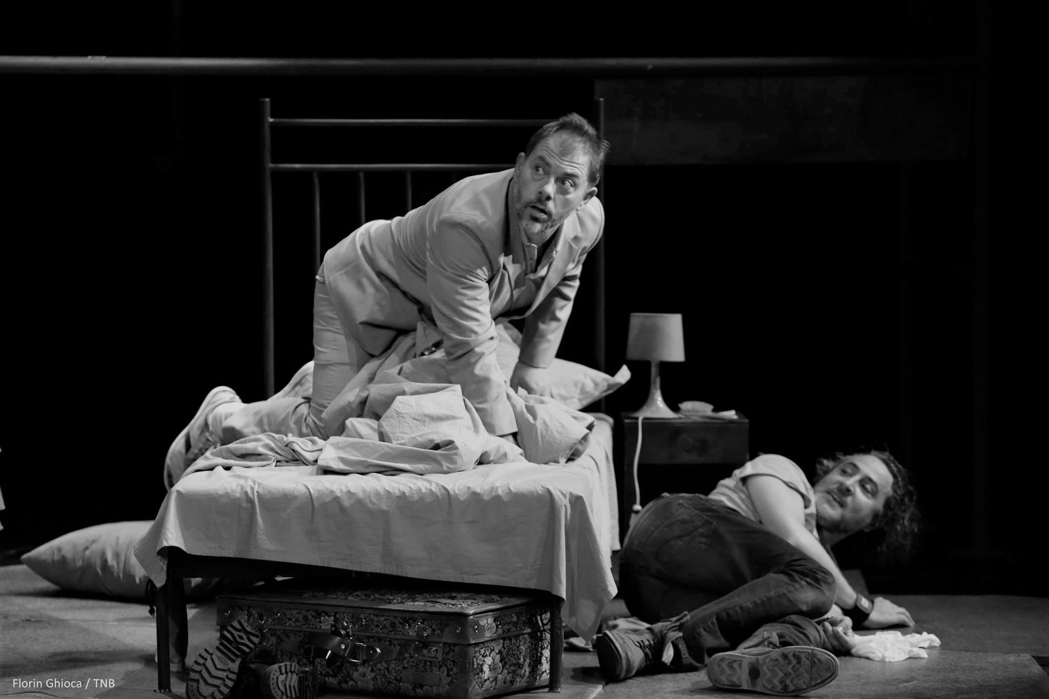 Nebun din dragoste – Teatrul Național București
