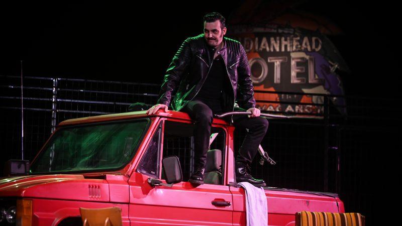 Premieră la Teatrul Național Radu Stanca Sibiu ♦ American Buffalo ♦ regia Eugen Gyemant